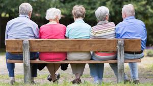 Mit dem Alter steigt das Risiko. Foto © FredFroese