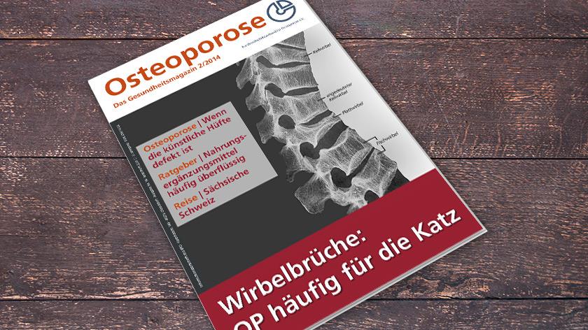 Osteoporose – das Gesundheitsmagazin