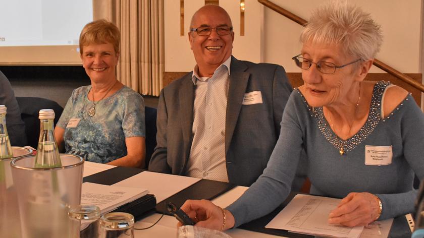 Delegiertenversammlung in Magdeburg