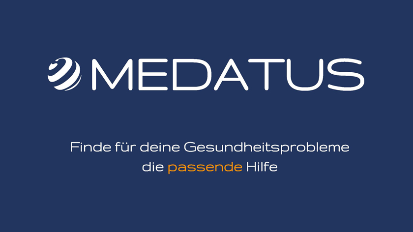 MEDATUS – individuelle Hilfe im Internet